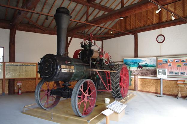 蒸気トラクター ジョージホワイト&サン社