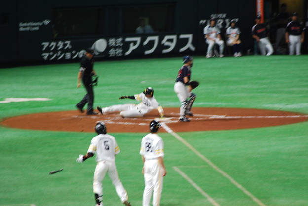 Photos: 20150531b vs スワローズ_053_柳田