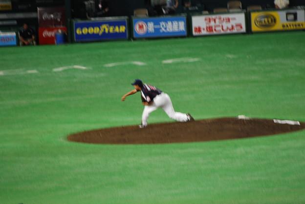 Photos: 20150531b vs スワローズ_061_松岡