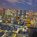 Photos: カレッタ汐留から見た夜景