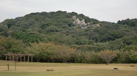 唐人駄馬遺跡 巨石群