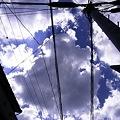 写真: 2011-08-14の空