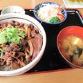 Photos: IMG_9216 遠山ジンギス丼