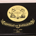 MARIAGE FRERES CHOCOLATS DES MANDARINS THE BOLERO 箱