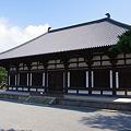唐招提寺金堂