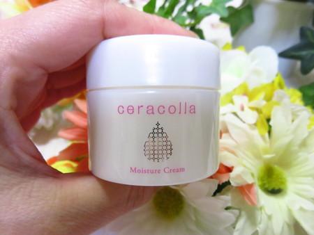 明色化粧品 セラコラ 保湿クリーム (5)