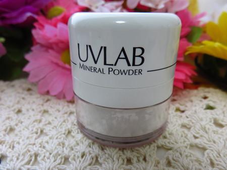 明色化粧品 UVLAB ミネラルパウダー (6)