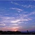 八王子の夕焼け1