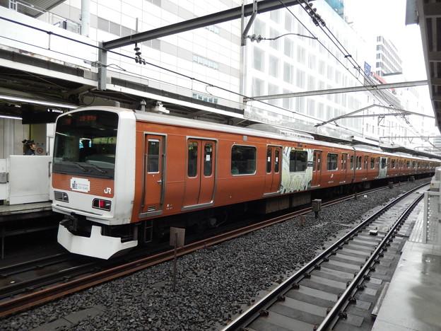 E231‐500 東トウ514 上野・東京方面行き 後打ち