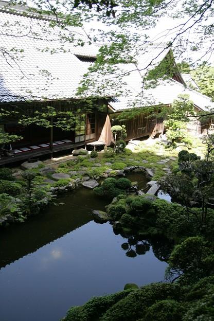 IMG_5449當麻寺・西南院・西南院庭園と書院