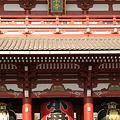 写真: 浅草寺 宝蔵門