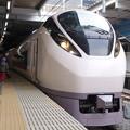上野東京ライン品川駅 特急ひたち7号