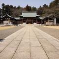 写真: 茨城県護国神社