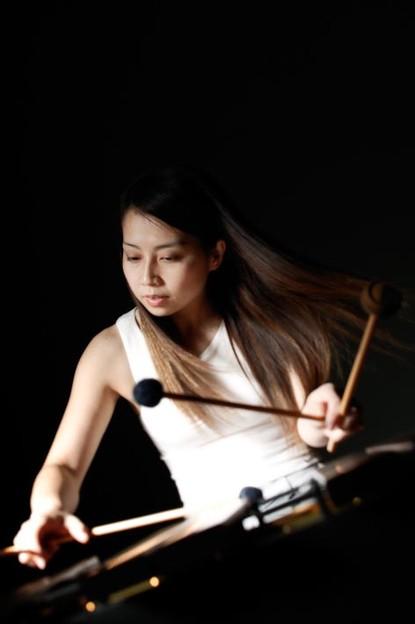 加藤訓子 かとうくにこ 打楽器奏者 パーカッショニスト  Kuniko Kato