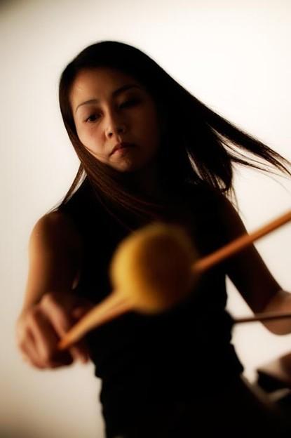 Photos: 加藤訓子 かとうくにこ 打楽器奏者 パーカッショニスト  Kuniko Kato