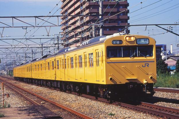 【03】関西にもあった、黄色い「国電」。