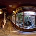 伊東市 東海館 360度パノラマ写真(3) 一階廊下 HDR