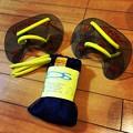 写真: 150304 Voloblades Paddle & Drag Socks