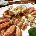 写真: 150409 毛ガニ