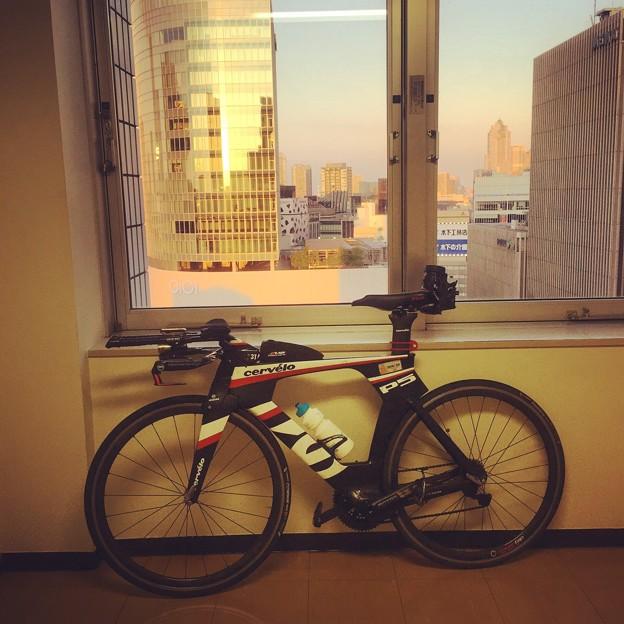 150521 自転車通勤