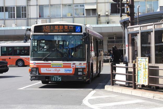 東武バス 9786号車 大51系統