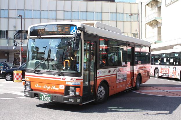 東武バス 2835号車