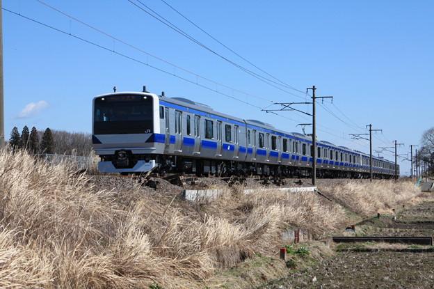 Photos: 試9322M E531系K474+K475編成 性能確認試運転 (6)