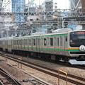 E231系1000番台U507編成 上野東京ライン開業記念ヘッドマーク (6)