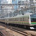 上野東京ライン E233系3000番台U627編成