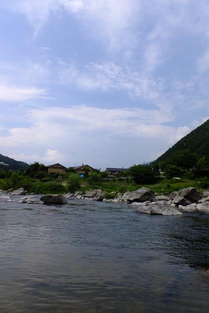 下呂市飛騨川