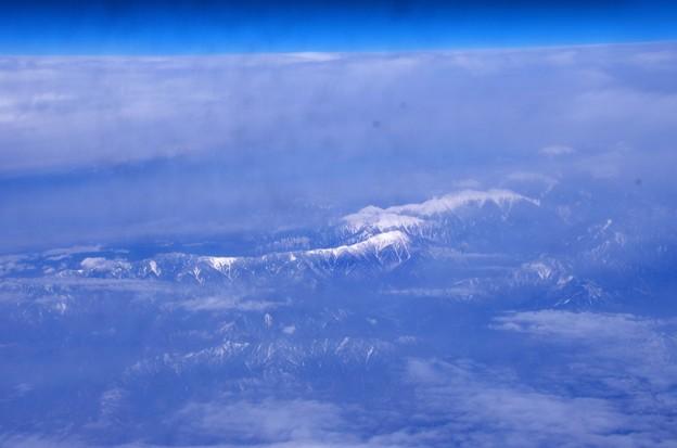 写真00022 南アルプス (赤石山脈とも)