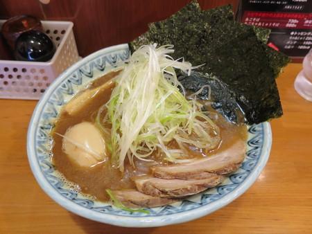 麺屋蕪村 特製蕪村そば¥1030