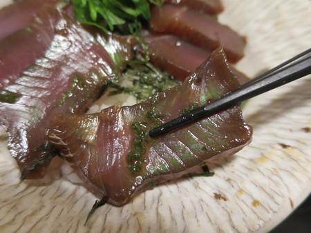 粋菜庵しなの かつお漁師丼(全国ご当地どんぶりまつり限定) かつおアップ