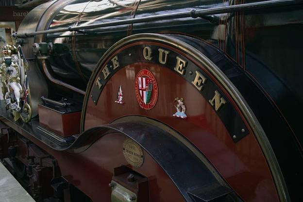 女王陛下の蒸気機関車