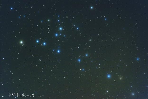 かみのけ座の散開星団 Mel 111 (IMG_9975)