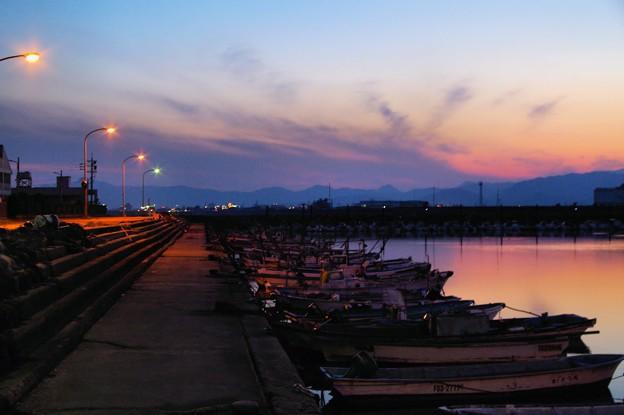 北九州の漁港にて5