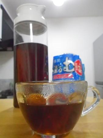 麦茶 登場!