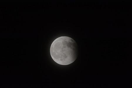 皆既月食13