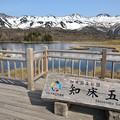 Photos: 一湖と知床連山