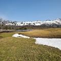 写真: 一湖と知床連山 (3)