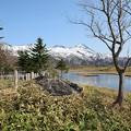 写真: 一湖&羅臼岳