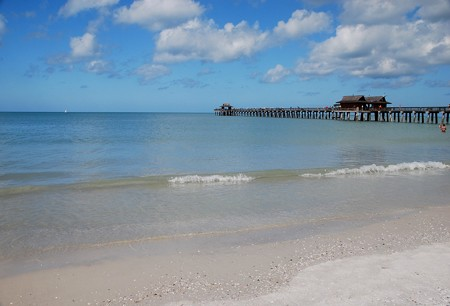 Naples Beach 3-9-15