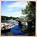 The Bridge by the Dam