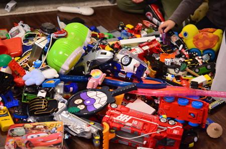 玩具の整理 (6)