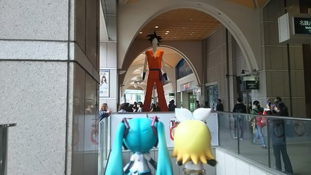リン:「でたぁーーーー!! ナナちゃん人形!!」 ミク:「今日は...