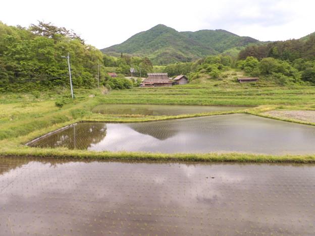 のどかな田園風景!