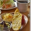 バゲットde朝食 マヨトースト