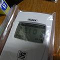 Photos: 20110608足立区の屋内の放射線