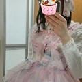 Photos: 今日のお出かけで着た服。メタモのsugar tea timeコーデヽ(・∀・)ノ このお洋服久しぶりな気がする( ̄▽ ̄;) でもふわふわピンクで可愛くてお気に入り(*´∀`)