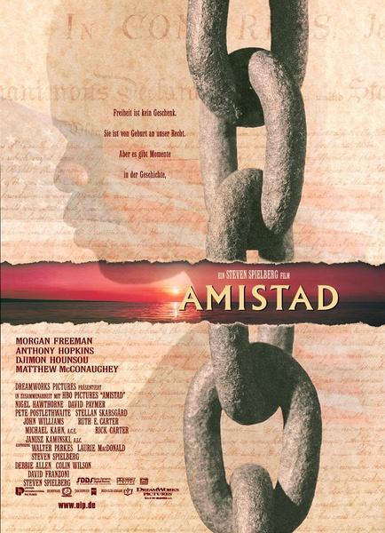 勇者无惧 Amistad.1997.BluRay.1080p